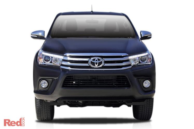 2016 Toyota Hilux SR5 GUN126R 4X4 Dual Range