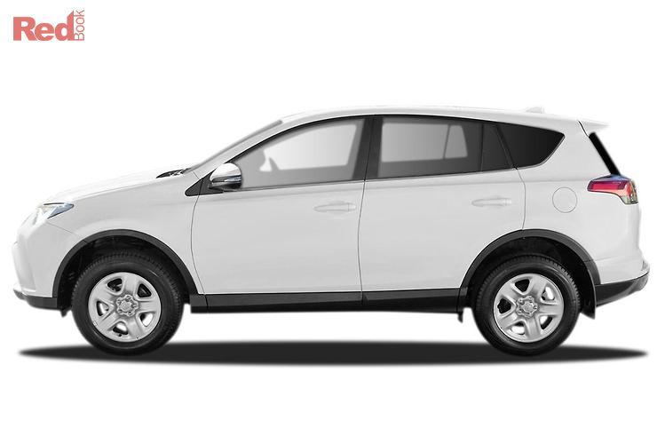 2017 Toyota RAV4 GX ASA44R 4X4 On Demand