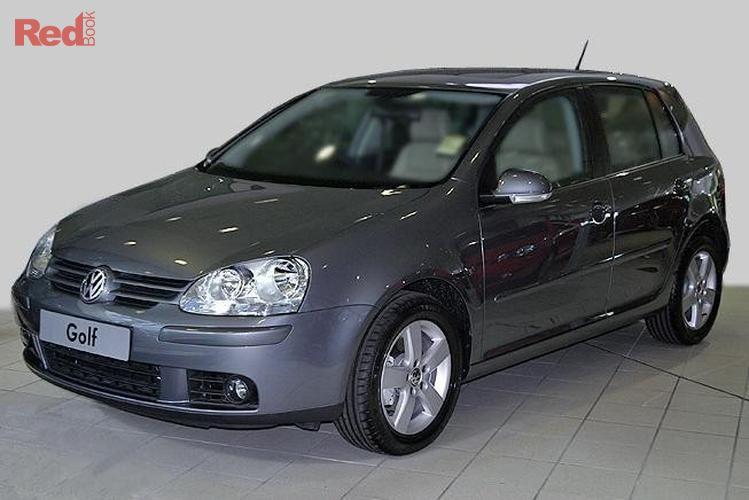 2008 Volkswagen Golf Pacific V MY08