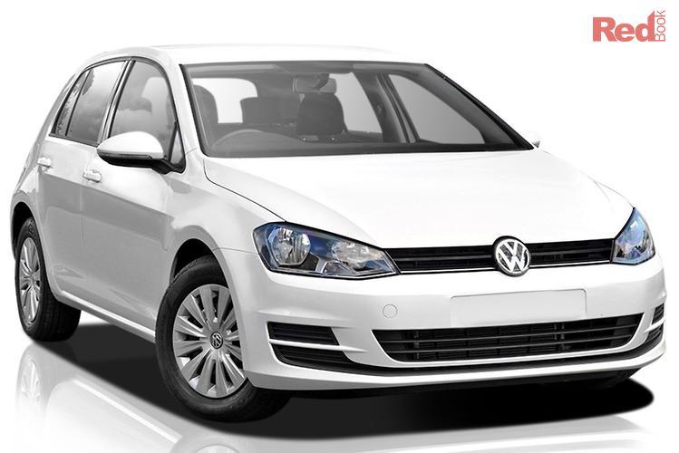2012 Volkswagen Golf 90TSI 7