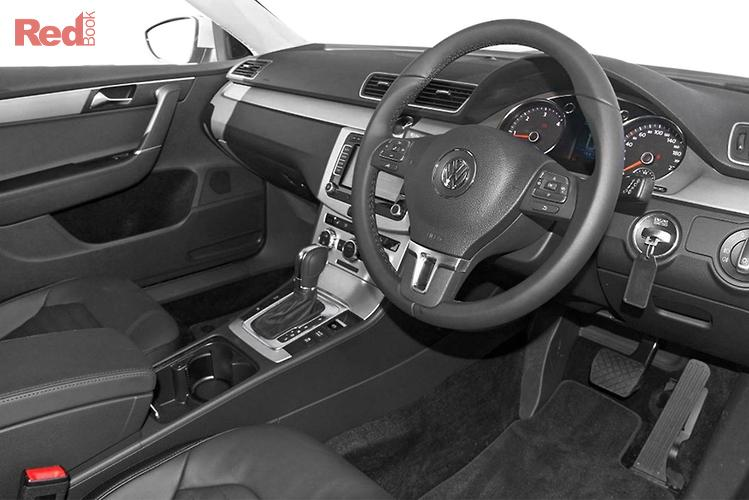 2013 Volkswagen Passat 130TDI Highline Type 3C MY14