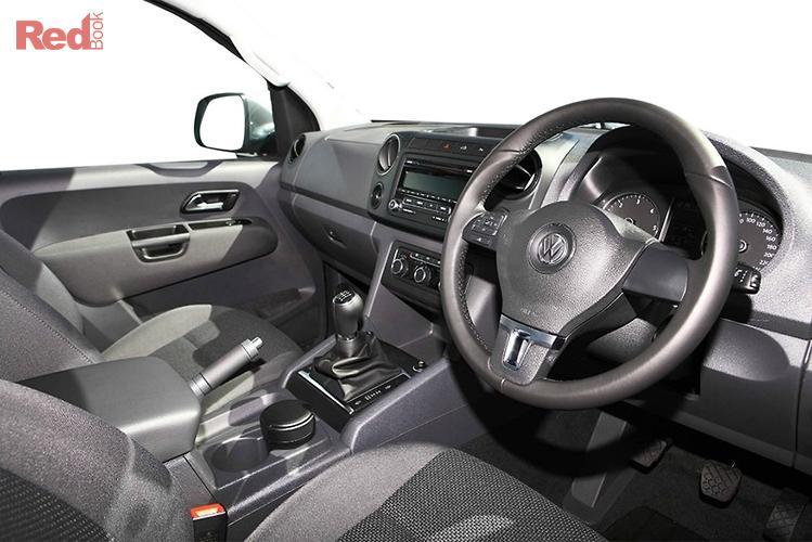 2013 Volkswagen Amarok TDI400 Trendline 2H MY14