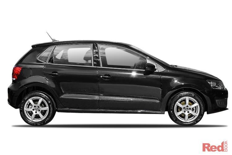 2013 Volkswagen Polo 77TSI Comfortline 6R MY13.5