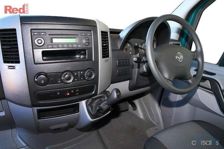 2012 Volkswagen Crafter 35 TDI330 2EH1 MY12