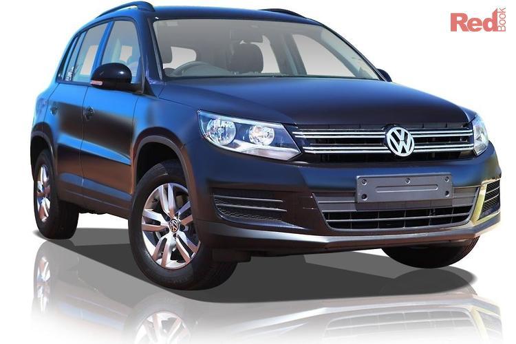 2012 Volkswagen Tiguan 103TDI 5N MY13