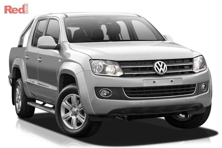 2013 Volkswagen Amarok TDI420 Highline 2H MY14