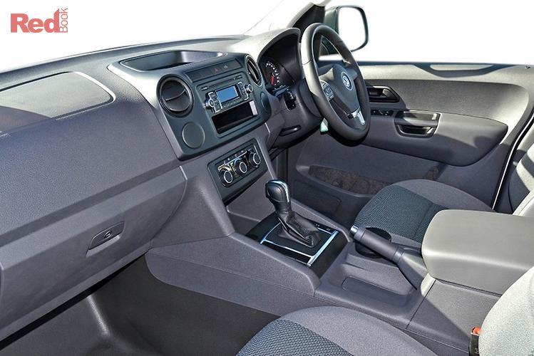 2013 Volkswagen Amarok TDI420 2H MY13