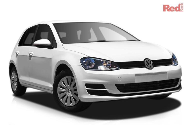 2016 Volkswagen Golf 92TSI 7 MY16