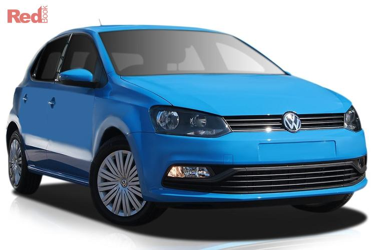2016 Volkswagen Polo 66TSI Trendline 6R MY16