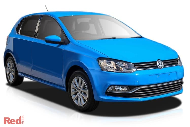 2016 Volkswagen Polo 81TSI Comfortline 6R MY16