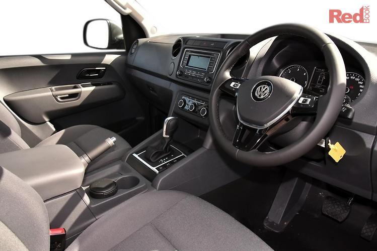 2015 Volkswagen Amarok TDI420 2H MY16