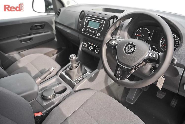 2016 Volkswagen Amarok TDI400 Core Plus 2H MY16