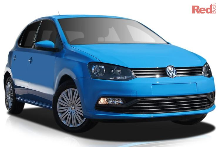2016 Volkswagen Polo 66TSI Trendline 6R MY17
