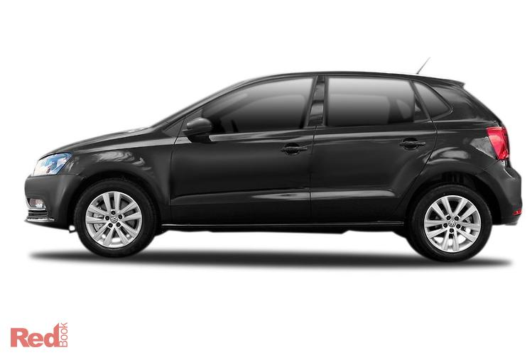2017 Volkswagen Polo 81TSI Comfortline 6R MY17