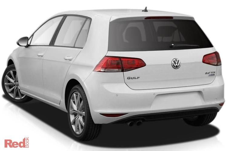 2017 Volkswagen Golf 110TDI Highline 7 MY17