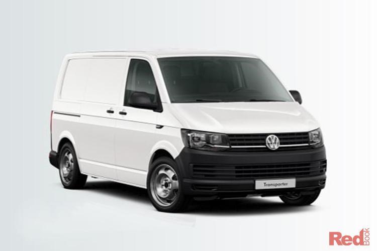 2017 Volkswagen Transporter TDI400 T6 MY18 Four Wheel Drive