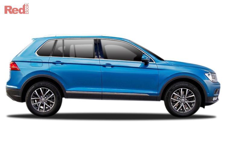 2016 Volkswagen Tiguan 132TSI Comfortline 5N MY17