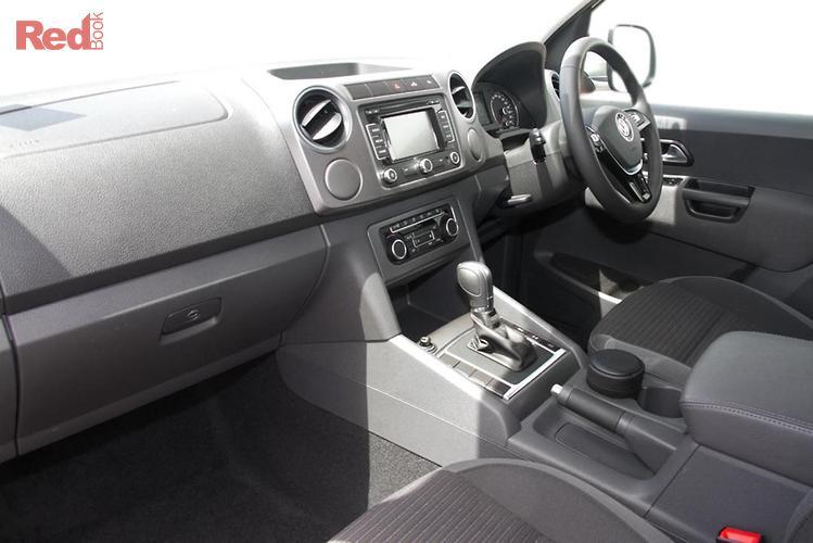 2016 Volkswagen Amarok TDI420 Highline 2H MY16 4X4 Constant