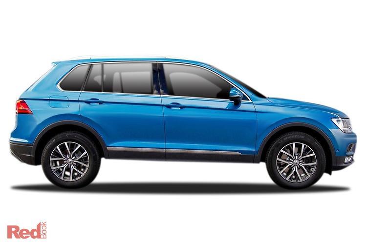 2018 Volkswagen Tiguan 132TSI Comfortline 5N MY18