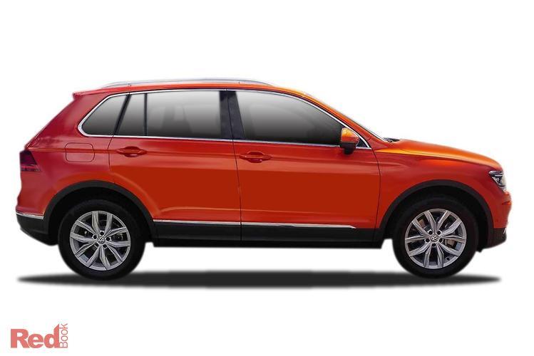 2016 Volkswagen Tiguan 140TDI Highline 5N MY17