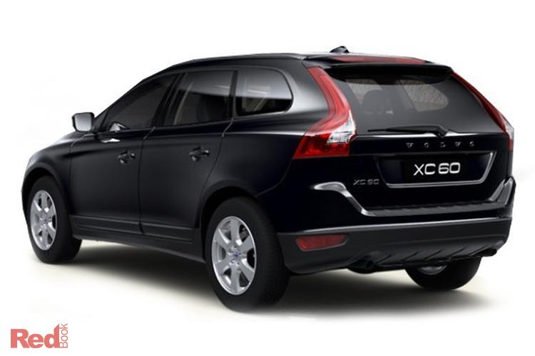 2012 Volvo XC60 MY12 Four Wheel Drive