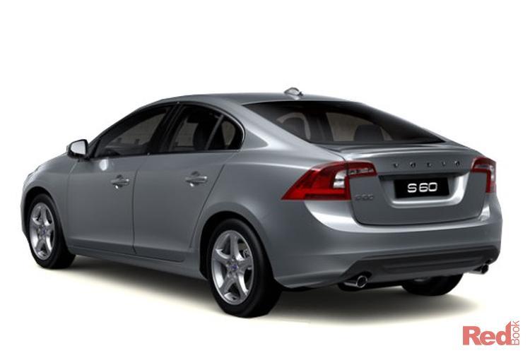 2011 Volvo S60 T5 MY12 MY12