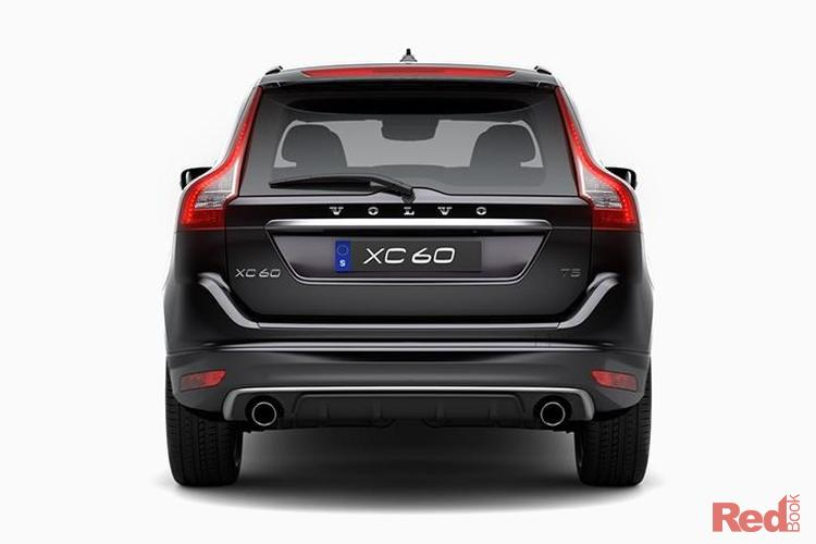 2017 Volvo XC60 T5 R-Design MY17 AWD