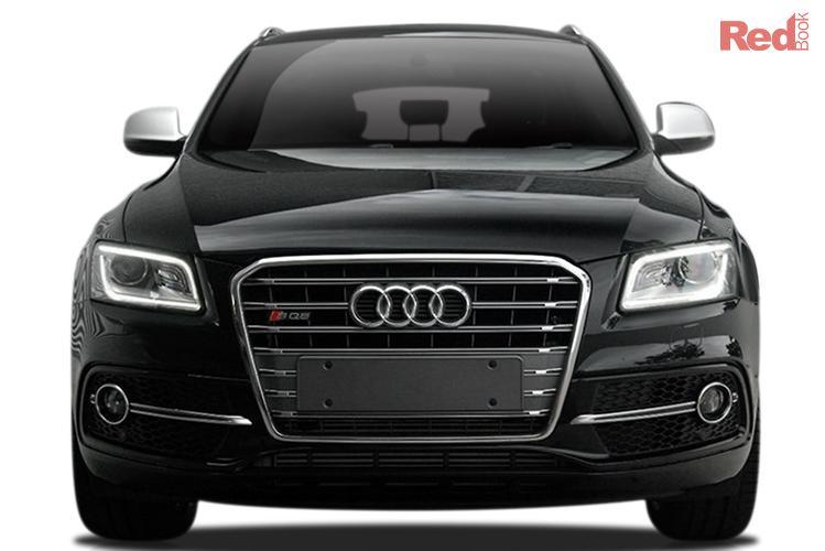 2016 Audi SQ5 TDI 8R MY16