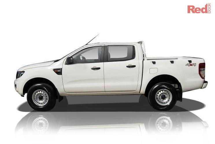 2012 Ford Ranger XL PX 4X4 Dual Range