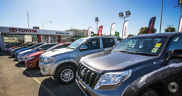 North Point Toyota >> Northpoint Toyota Prospect Carsales Com Au